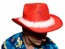 Новогодняя шляпа с огоньками - Оригинальные подарки - магазин подарков Kolobok.by