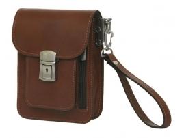 119. Барсетка (сумка мужская) Материал - натуральная кожа Есть...